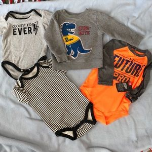 Other - 8 pieces -18 M boys clothes